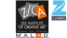 Zee institute of Creative Art logo